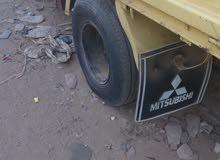 Used condition Mitsubishi Canter 1990 with +200,000 km mileage