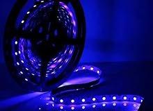 لمبات وبخاخات وكشاف بلاك لايت Blacklight UV