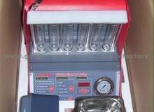 جهاز tekno لفحص وتنظيف النوزلات جديد جداً