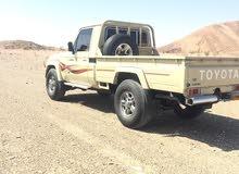 Gasoline Fuel/Power   Toyota Land Cruiser Pickup 2008