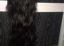 باروكة شعر طبيعيه