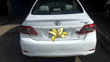 Used condition Toyota Corolla 2011 with 0 km mileage