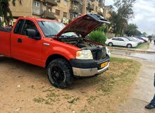 Automatic Orange Ford 2006 for sale