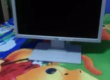شاشه للكمبيوتر lcd 17
