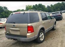 Used condition Ford Explorer 2004 with 140,000 - 149,999 km mileage