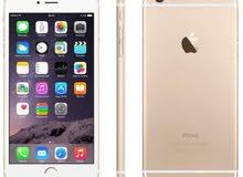 هاتف ايفون 6 بلس نظيف للبيع او البدل بأيفون 7 مع زيادة الفارق