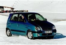 Gasoline Fuel/Power   Hyundai Atos 2000