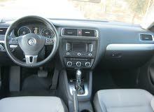 Automatic Volkswagen Jetta 2013