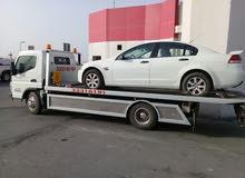 سطحه لنقل السيارات داخل وخارج البحرين