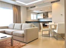 Specious  Brand New 2 BR FF Apartment in Amwaj island Lagoon View