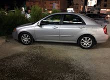 Kia Spectra 2006 For sale - Silver color