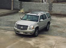 كاديلاك اسكاليد 2009 للبيع السياره جديدة