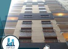 شقة بالعصافرة تسليم على المفتاح شارع سلطنة ميامي شقة 120 م