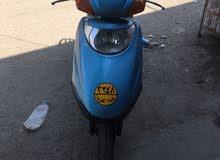 Buy a Used Honda motorbike made in 2003