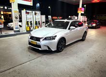 Silver Lexus GS 2013 for sale