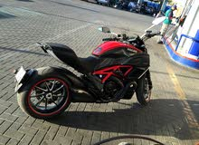 Ducati motorbike made in 2013 for sale