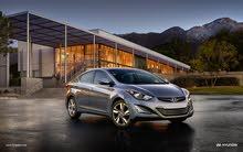 Best rental price for Hyundai Elantra 2015