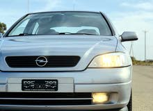 Blue Opel Astra 2000 for sale