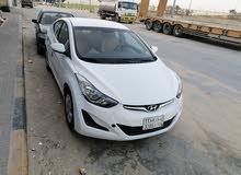 Manual Hyundai 2014 for sale - Used - Al Jubail city