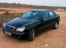 For sale Used C 200 - Manual