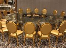 طاولات للتأجير