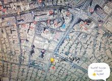 ارض للبيع في ام اذينة / مقابل الملكية الاردنية