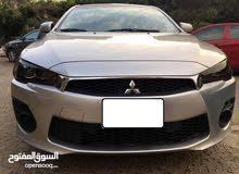 Mitsubishi Lancer car for rent