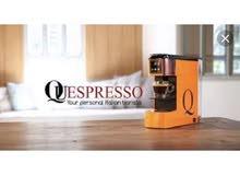 الة قهوة ذات جودة عالية بسعر مخفض