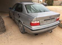 Automatic BMW 2001 for sale - Used - Zawiya city