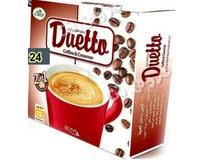 دويتو قهوة والكريمر