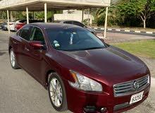 Nissan Maxima 2012 3.5L S