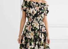 فستان مورد