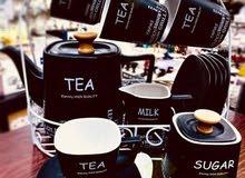 طقم شاي بورسلين