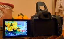كاميرا كانون 4k