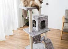 Cat Tree Tower House