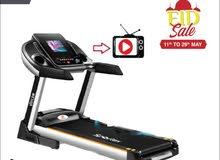 Treadmill sports