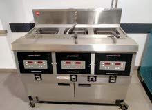 لدينا جميع معدات المطاعم مكن امريكي الصنع صيانه ومتابعه وتشغيل وضمان