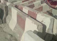 Used Road Barriers Available for Sale