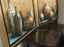 لوحات فنية خشبية حبتين