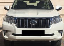 ‏TOYOTA PRADO GXR TOP V6 2019 GCC IN PERFECT CONDITION KM ONLY 10000