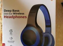 سماعات deep bass