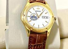 ساعة SEIKO  أصلية مستخدمة شغالة 100٪