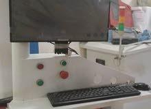Cnc machine & Degital compresore with filtering