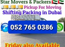 movers Packers Pickup in Dubai