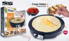 DSP crepe maker KC-3018