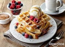 Waffle / Crepe / Baker / pastry baker Required