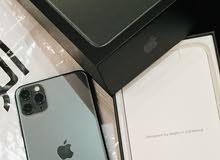 ايفون 11 برو ماكس جهاز شبه جديد مستعمل شوية