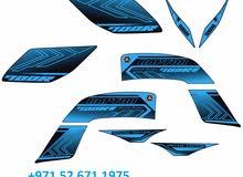 yamaha-banshee-350-raptor700-stickers,ياماها-بانشي-رابتور 700-ملصقات