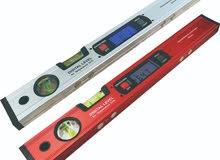 ابحث على ميزان قياس فقاعة الماء و الزوايا رقمي