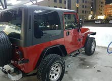 Used condition Jeep Wrangler 1992 with 80,000 - 89,999 km mileage